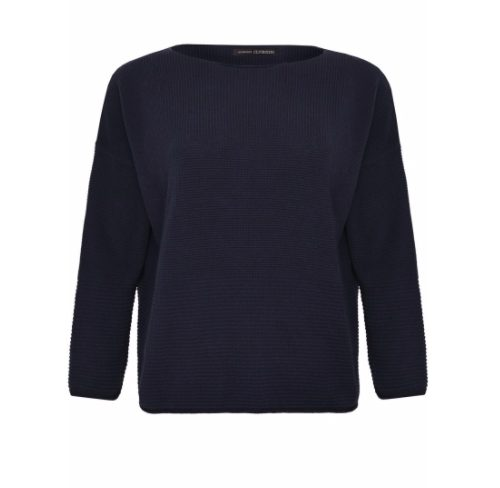 Elemente Clemente Sweater - pullover gentile in Navy