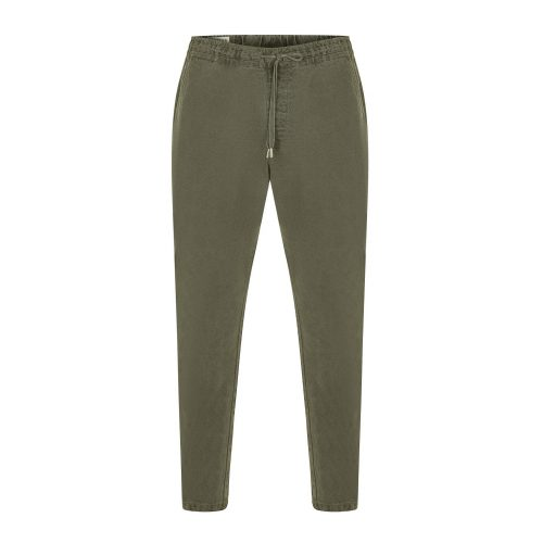 Komodo Trousers Agust Organic Cotton Draw Cord Khaki