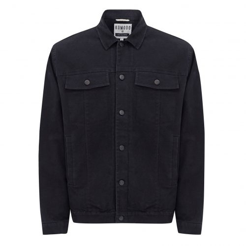 Evel Fleece Organic Cotton Jacket