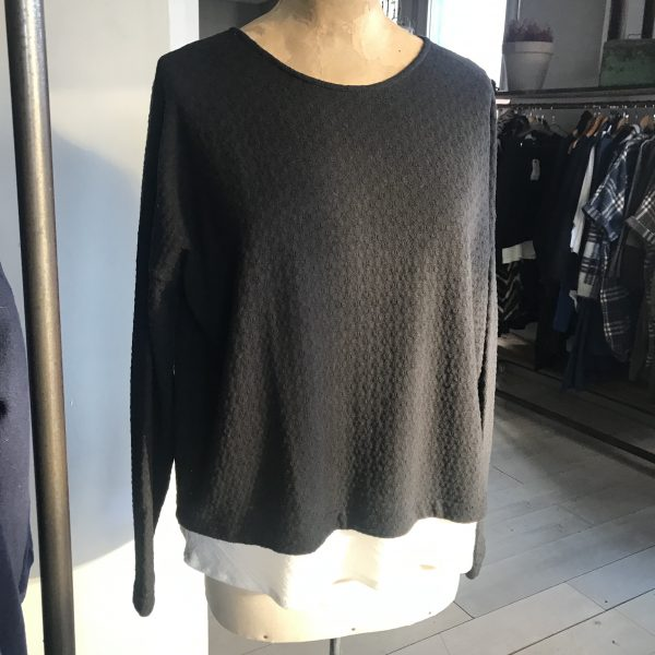 Mama B Arbusto Top Black